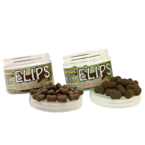 Hinders Elips Extra Hard Boosted Dumbell Hookbaits