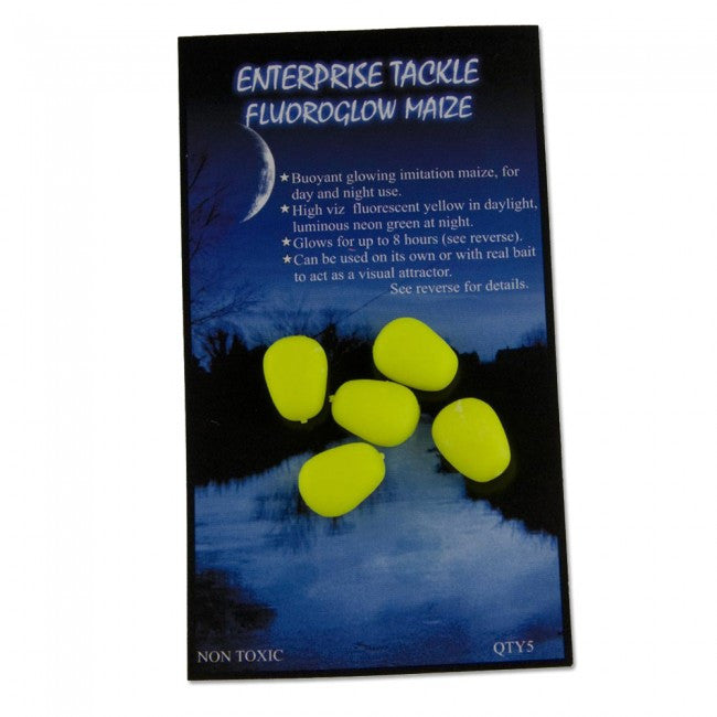 Enterprise Tackle Fluoro Glow Maize