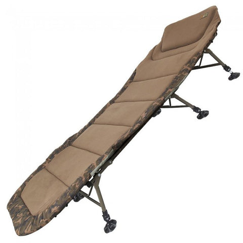 Fox R-Series Camo Bedchair R1 Compact, Bedchairs, Fox, Bankside Tackle