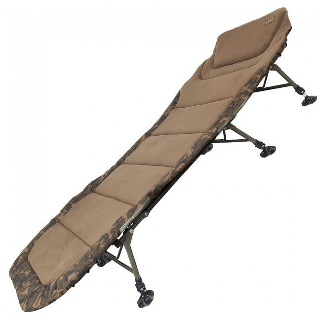 Fox R-Series Camo Bedchair R3 Kingsize, Bedchairs, Fox, Bankside Tackle