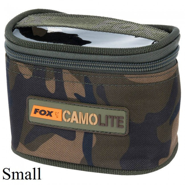 Fox Camolite Accessory Bag Small, Lead/Tackle Boxes & Pouches, Fox, Bankside Tackle