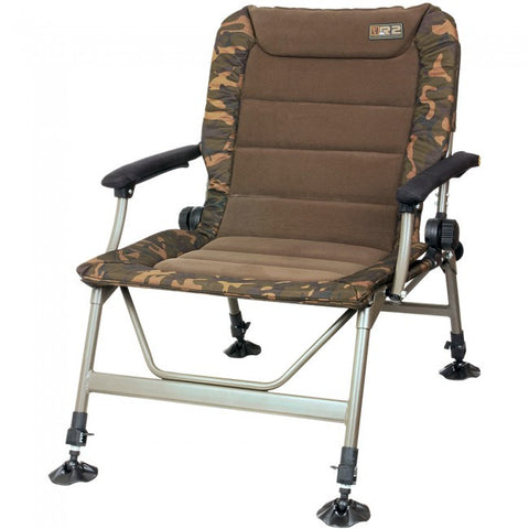 Fox R2 Camo Chair, Chairs, Fox, Bankside Tackle