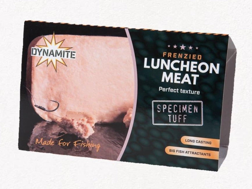 Dynamite Baits Frenzied Luncheon Meat