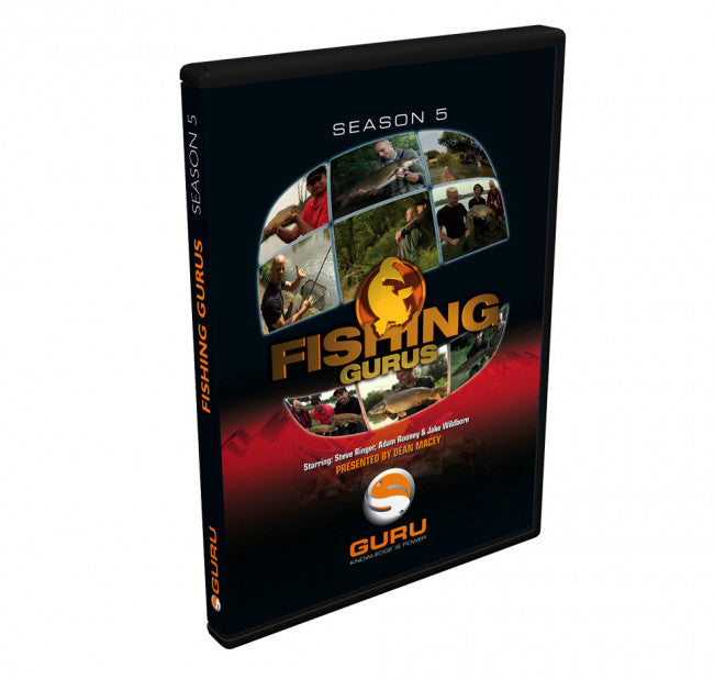 Guru Fishing Gurus Series 5 DVD