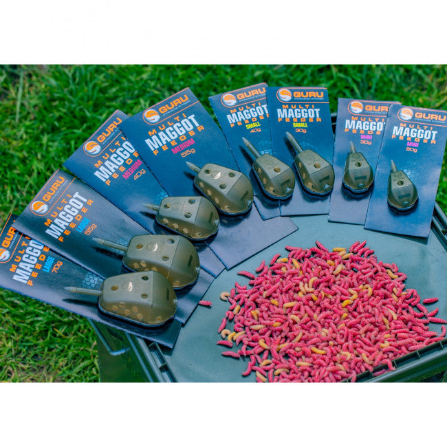 Guru Multi Maggot Feeder