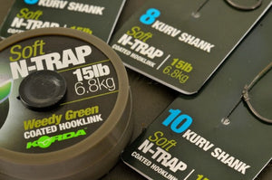 Korda Ready Tied N Trap KD Rig, Ready Tied Rigs, Korda, Bankside Tackle