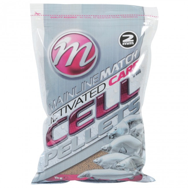 Mainline Match Activated Carp Cell Pellets