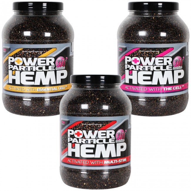 Mainline Power Particle Hempseed