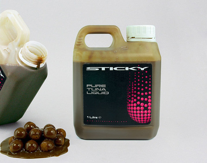 Sticky Baits Pure Tuna Liquid, Bait Dips & Glugs, Sticky Baits, Bankside Tackle
