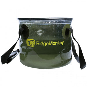 Ridgemonkey Perspective Collapsible Bucket 10L
