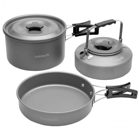 Trakker Armolife Complete Cookware Set, Stoves & Cooking, Trakker, Bankside Tackle