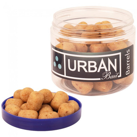 Urban Baits Nutcracker Barrels, Hookbaits, Urban Bait, Bankside Tackle