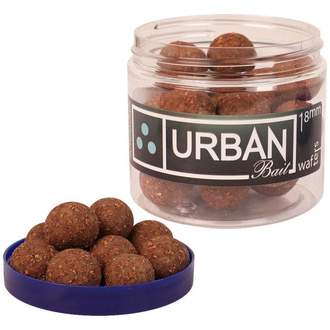 Urban Baits Nutcracker Wafters 14mm, Hookbaits, Urban Bait, Bankside Tackle