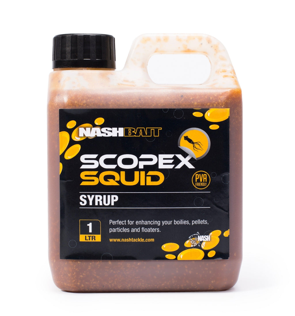 Nash Scopex Squid Syrup