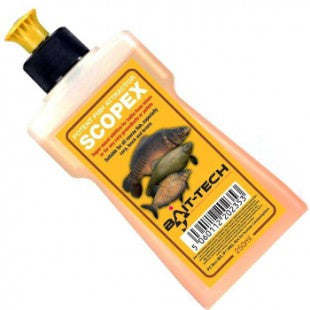 Bait Tech Scopex Liquid, Bait Additives, Bait-Tech, Bankside Tackle