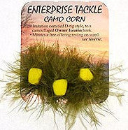 Enterprise Tackle Camo Corn, Artificial Baits, Enterprise Tackle, Bankside Tackle