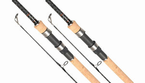 Free Spirit CTX Carp Rods Full Cork 12ft 3.50lb 50mm Ringing, Carp Rods, Free Spirit, Bankside Tackle