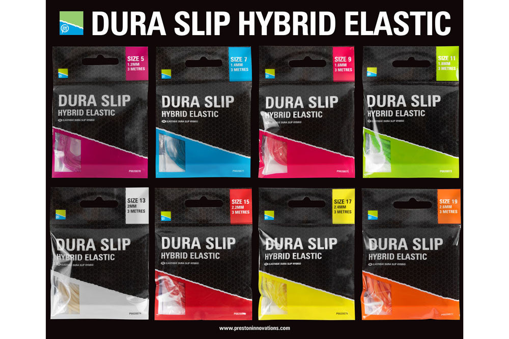 Preston Innovations Dura Slip Hybrid Elastic