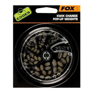Fox Edges Kwik Change Pop-Up Weight Dispenser, Rig Bits, Fox, Bankside Tackle