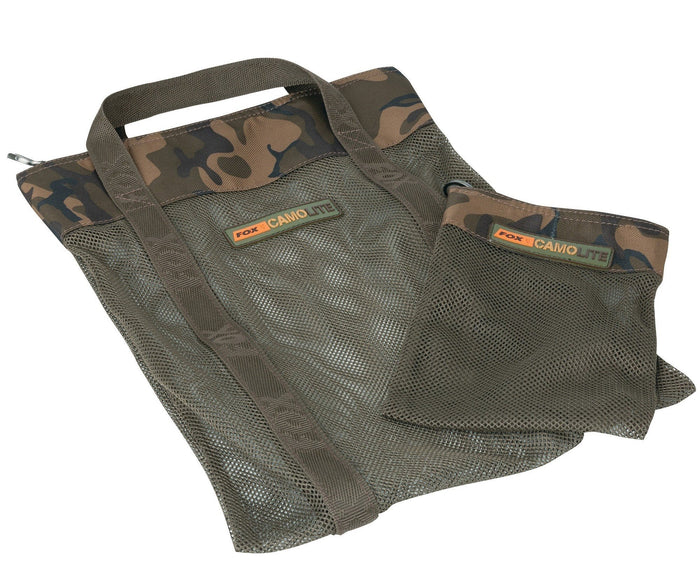 Fox Camolite Air Dry Bags & Hookbait Bag