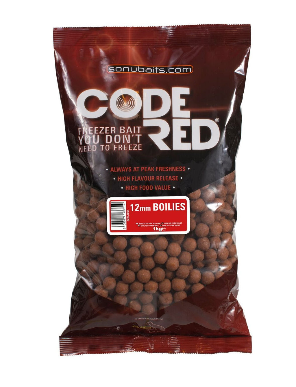 Sonubaits Code Red Boilies