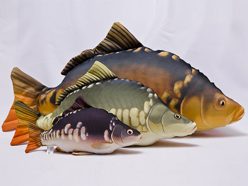 Gaby Fish Pillows