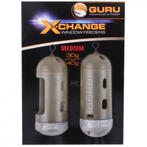 Guru X-Change Window Feeders