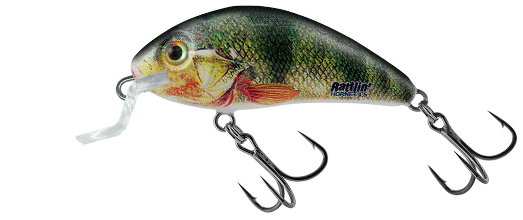 Salmo Rattlin' Hornet 3.5cm Shallow Runner