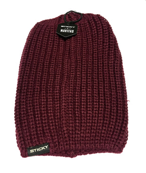 Sticky Baits Knitted Beanie, Headwear, Sticky Baits, Bankside Tackle