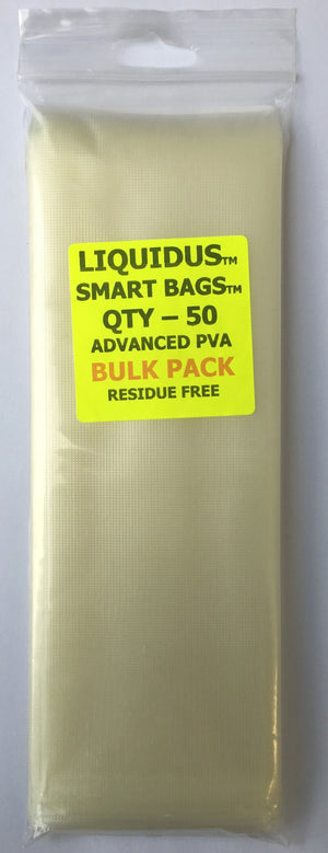 CJT Liquidus Sock PVA Smart Bags 50pk, PVA, CJT Developments, Bankside Tackle