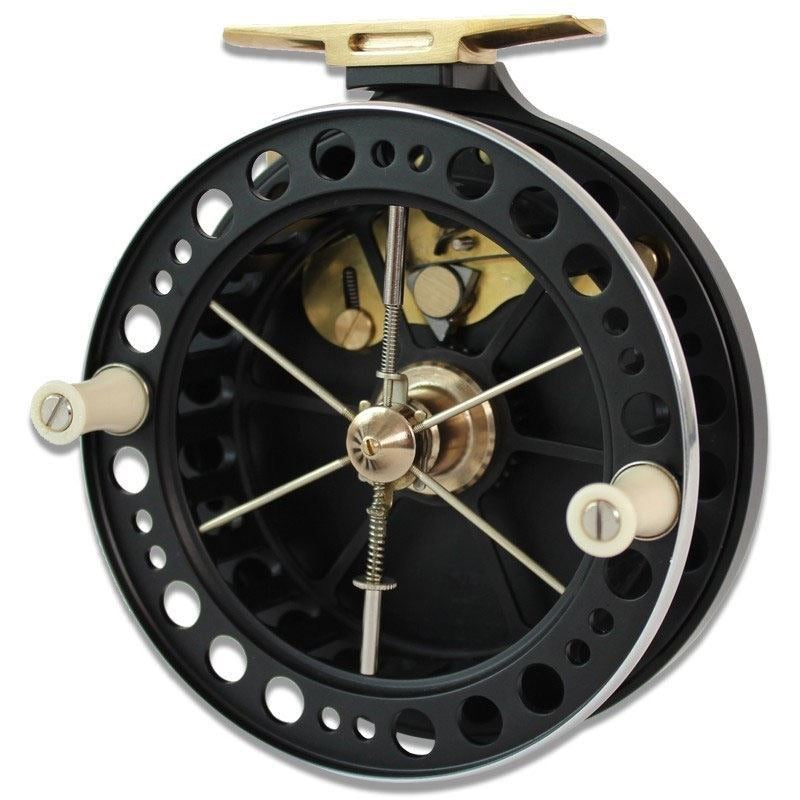 J W Young River Specialist Centrepin Reel