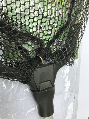 Dinsmore Rubber Dipped Folding Landing Net