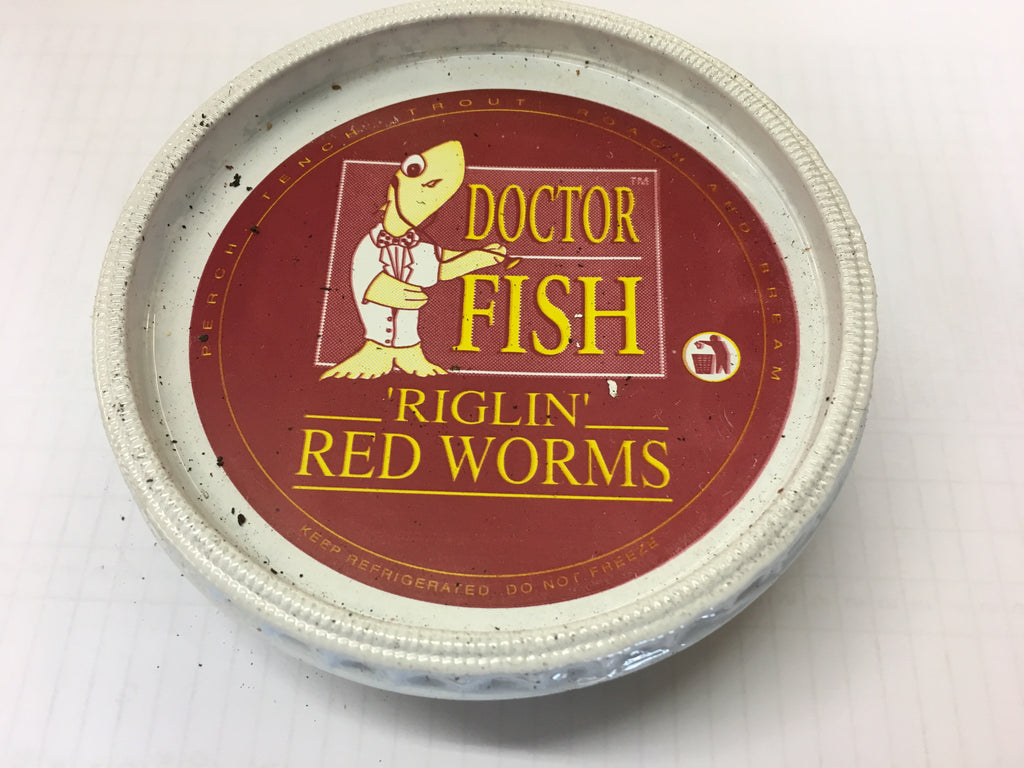 Red Worms Pot, , Bankside Baits, Bankside Tackle