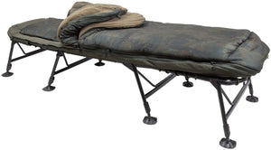 Nash Indulgence SS4 Wide 5 Season, Bedchairs, Nash, Bankside Tackle