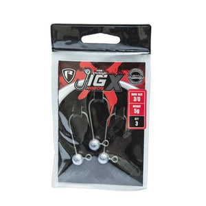 Fox Rage Jig Head X - 3 Pack