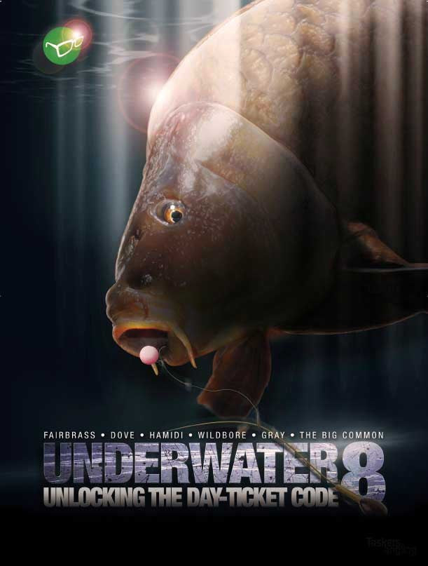 Korda Underwater Part 8 DVD, DVDs, Korda, Bankside Tackle