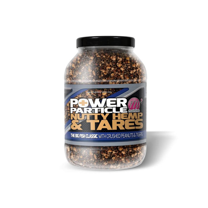 Mainline Power Particles Nutty Hemp & Tares