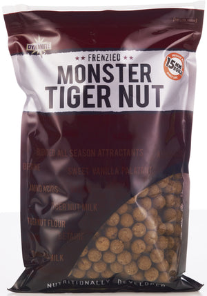 Dynamite Baits Monster Tiger Nut Shelf-Life Boilies 1kg Bag, Boilies, Dynamite Baits, Bankside Tackle