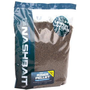 Nash Riser Pellet Pure Crustacean, Pellets, Nash, Bankside Tackle