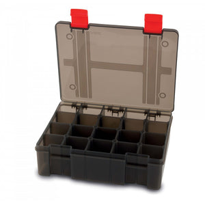 Fox Rage Stack N Store 20 Compartment Medium Deep, Predator Luggage & Boxes, Fox Rage, Bankside Tackle