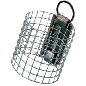 Nisa Jumbo Wire Cage Feeders, Leads & Feeders, Nisa, Bankside Tackle