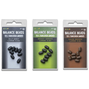 ESP Tungsten Loaded Balance Beads