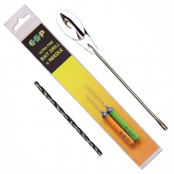 ESP Bait Drill and Needle Set