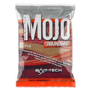 Bait Tech Mojo Groundbait 1kg, Groundbaits, Bait-Tech, Bankside Tackle