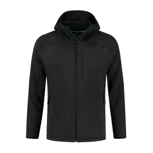 Korda Kore Polar Fleece Jacket Charcoal