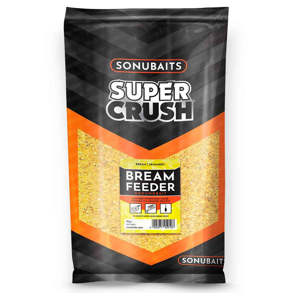Sonubaits Bream Feeder Groundbait 2kg