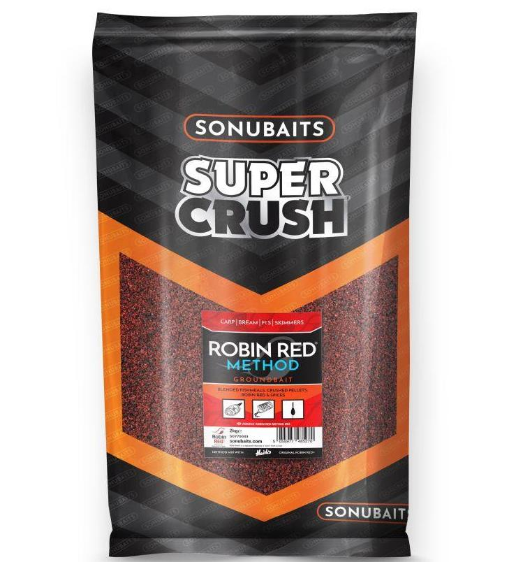 Sonubaits Robin Red Method Mix