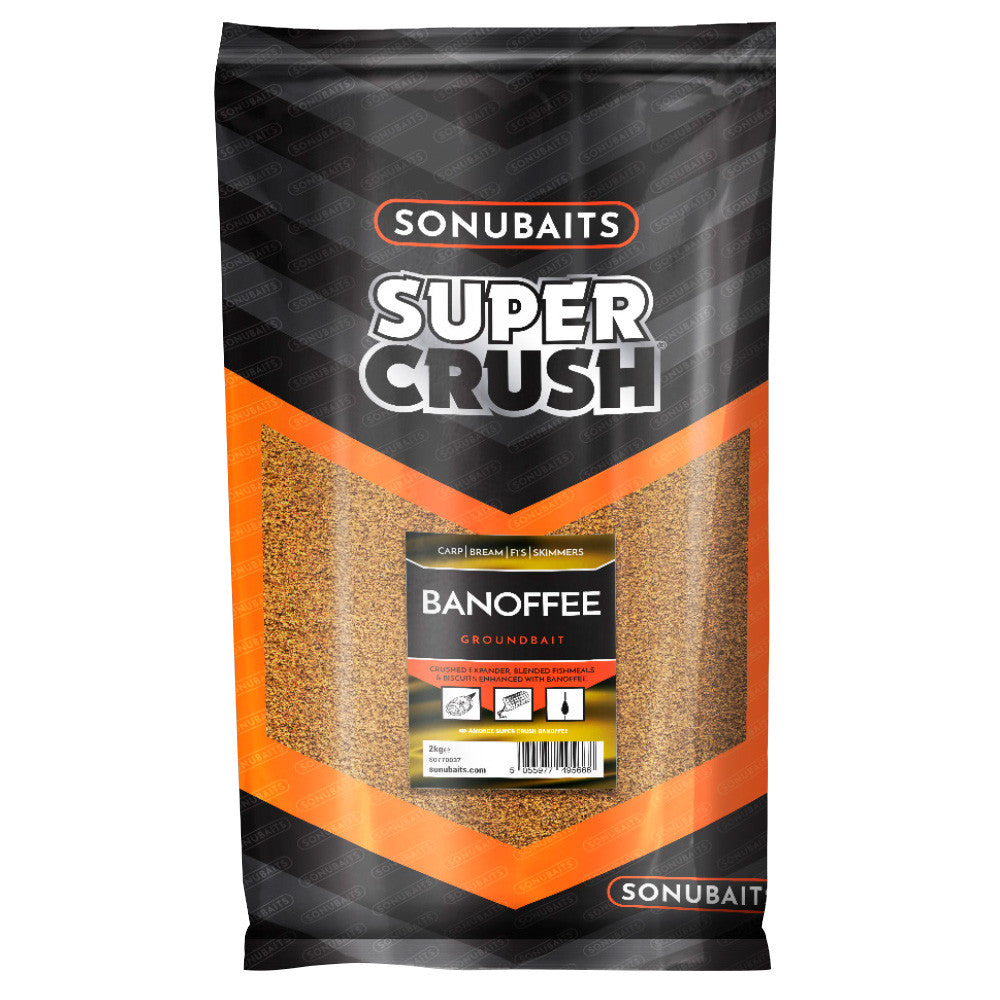 Sonubaits Banoffee Groundbait