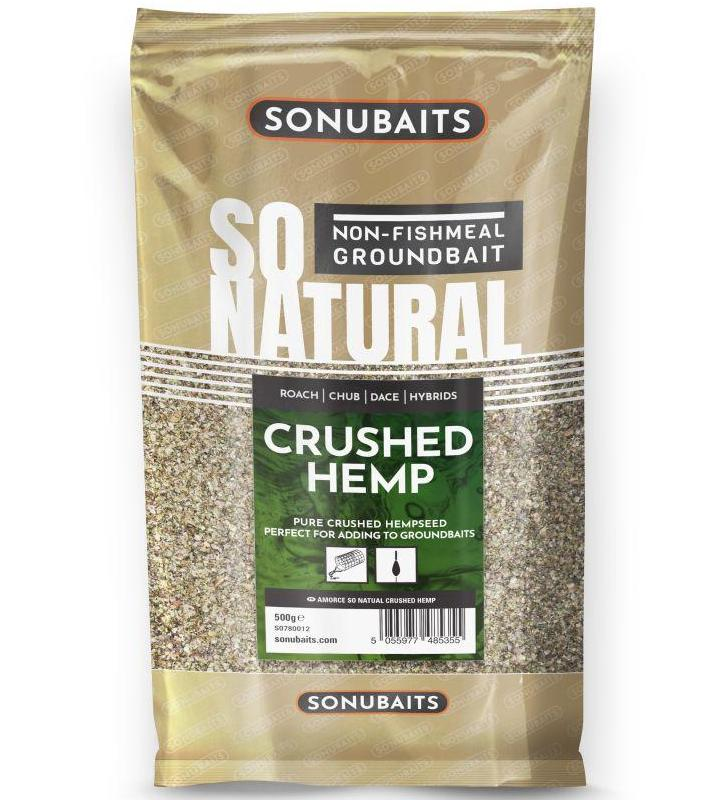 Sonubaits So Natural Crushed Hemp