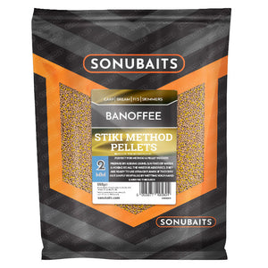 Sonubaits Stiki Banoffee Method Pellets 2mm